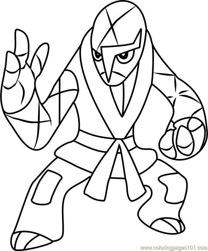 duskull pokemon coloring pages - photo#11