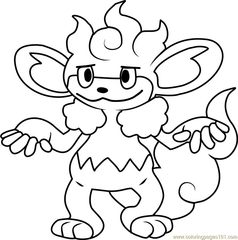 80 Pokemon Coloring Pages Skitty