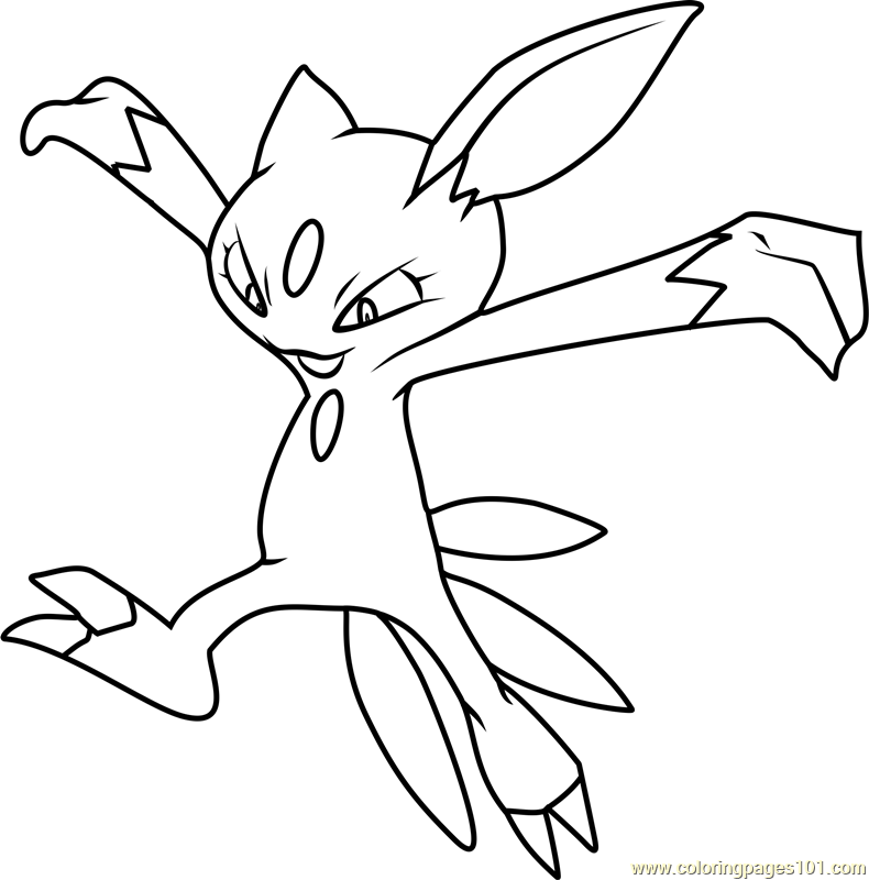 Mudkip coloring pages