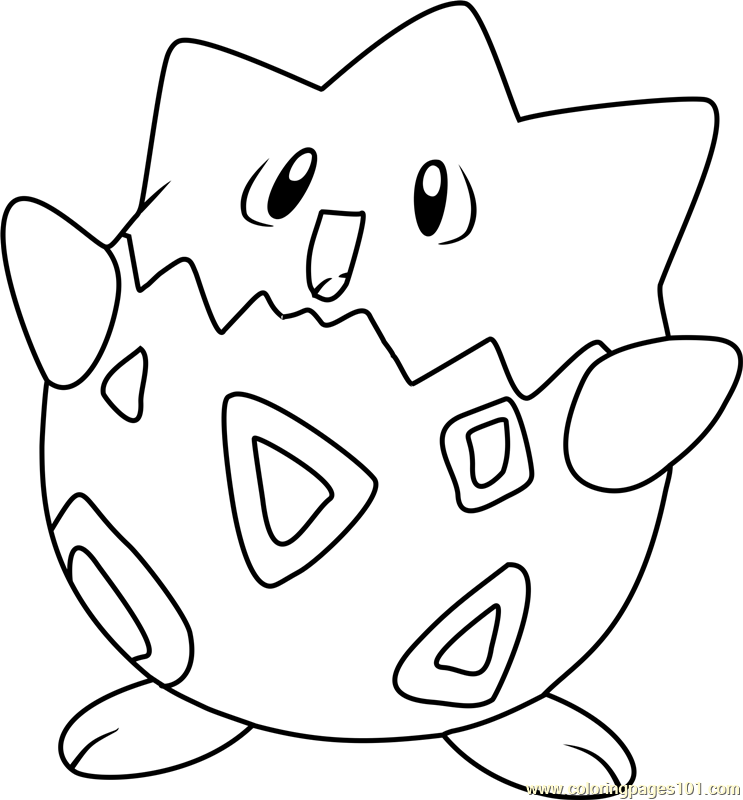flabebe pokemon coloring pages - 743×800