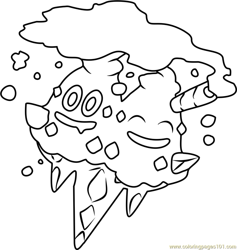 mega wailord coloring pages - photo#12