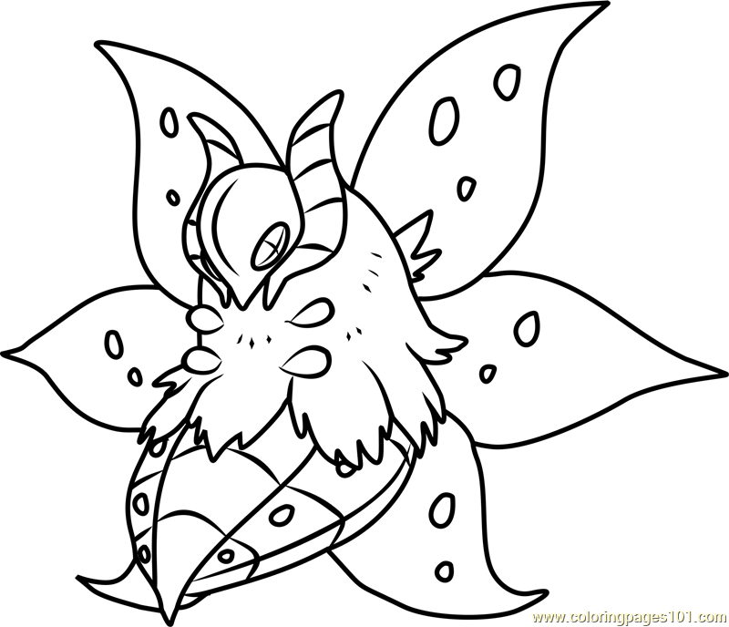 Volcanion Coloring Page Volcano Coloring Pages - Free Printable ...