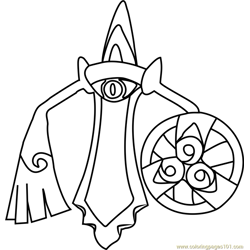 Aegislash Pokemon