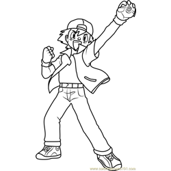 Drapion Pokemon Coloring Page Free Pokmon Coloring Pages