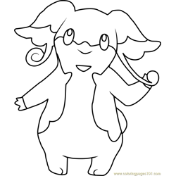 Audino Pokemon