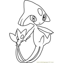 Snivy Pokemon Coloring Page Free Pokémon Coloring Pages Snivy Coloring Pages