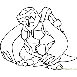 stantler pokemon coloring pages - photo#45