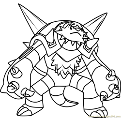 Chesnaught Pokemon