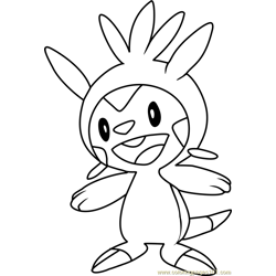Chespin Pokemon