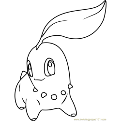 Chikorita Pokemon