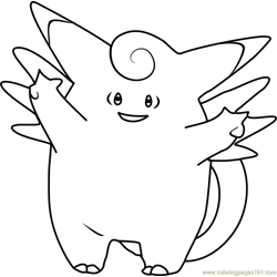 Clefable Pokemon