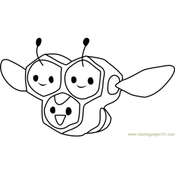 Combee Pokemon