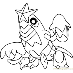 Crawdaunt Pokemon