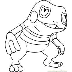 Croagunk Pokemon