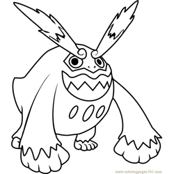 Darmanitan Pokemon