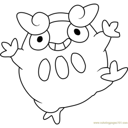 Pokmon Coloring Pages
