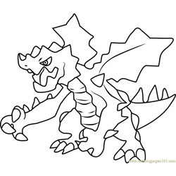 Druddigon Pokemon