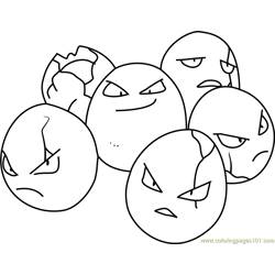 Exeggcute Pokemon