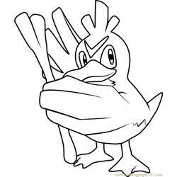 Farfetch'd Pokemon