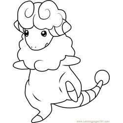 Gigalith Pokemon Coloring Page