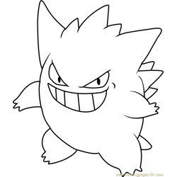how to get a gengar in pokemon x