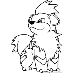 Growlithe Pokemon