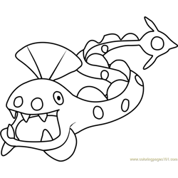 gible coloring pages - photo#25