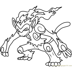 Infernape Pokemon