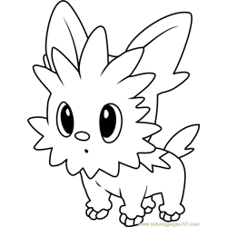 Lillipup Pokemon