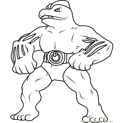 Machoke Pokemon