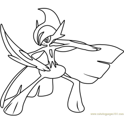 Mega Gallade Pokemon