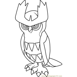 Noctowl Pokemon
