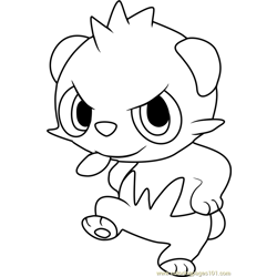 Pancham Pokemon