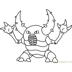Pinsir Pokemon