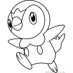 Piplup Pokemon