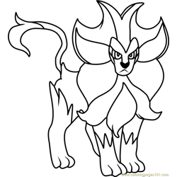 Pyroar Pokemon