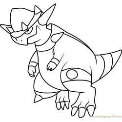 Rampardos Pokemon