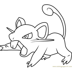 Rattata Pokemon