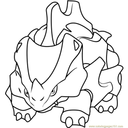 Rhyhorn Pokemon