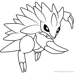 Sandslash Pokemon