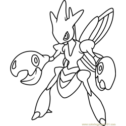 Scizor Pokemon