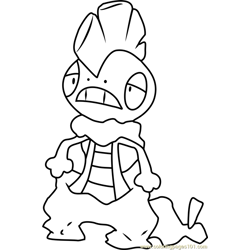 Scrafty Pokemon
