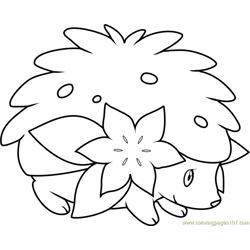 Shaymin Pokemon