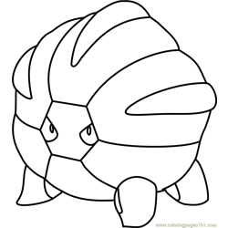 Shelgon Pokemon
