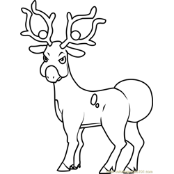 Stantler Pokemon