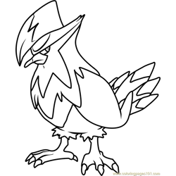 Staraptor Pokemon