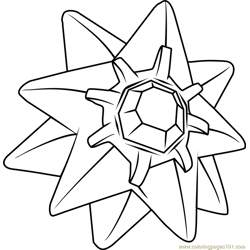 Starmie Pokemon
