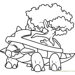 Torterra Pokemon