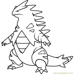 Tyranitar Pokemon
