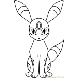 Umbreon Pokemon